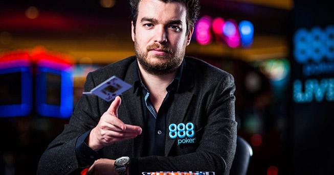 Крис Мурман - амбассадор рума 888poker.