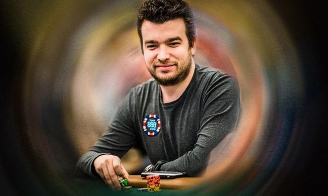 Биография и успех британского покерного игрока Криса Мурмана.