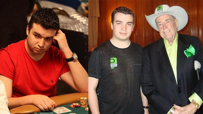 Начало карьеры покериста Криса Мурмана.