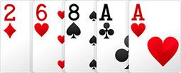Комбинация в покере - Пара.