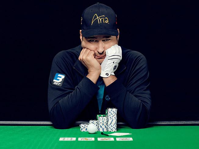 Биография известного покерного игрока Фила Хельмута.