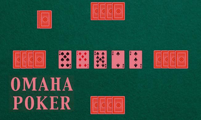 Правила игры в Омаха покер.